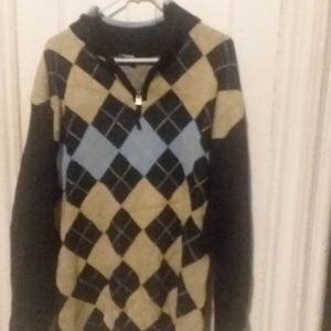 Men's South pole size L Sweater.